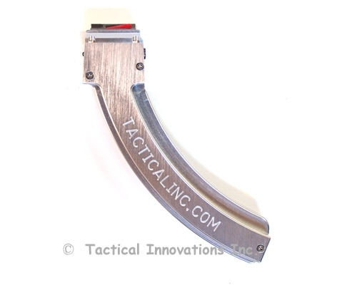 RUGER 10/22 TACTICAL INNOVATIONS BILLET 25 ROUND MAGAZINE SS