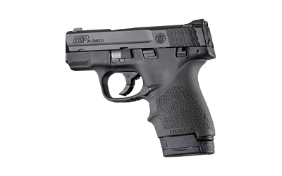 HOGUE GRIP S&W SHIELD/RUGER LC9 BLK