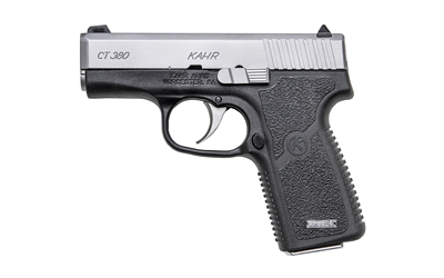"KAHR CT380 380ACP 3"" MSTS 7RD POLY"