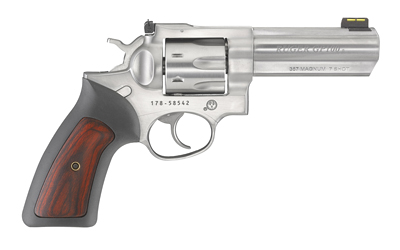 "RUGER GP100 357MAG 4.2\"" STN 7RD AS"