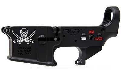 SPIKE\'S STRIPPED LOWER(JOLLY ROGER)
