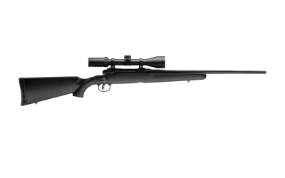 "SAV AXIS IIXP 7MM-08REM 22"" 4RD BLK"