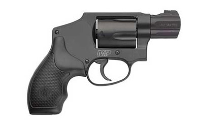 "S&W M&P340 1.875\"" 357 BLK SC NO LCK"