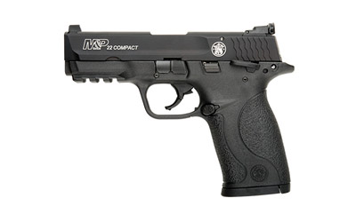 "S&W M&P COMP 22LR 3.6\"" 10RD BLK POLY"