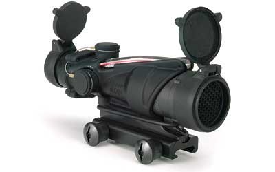 TRIJICON ACOG RCO 4X32 RED CHV M150