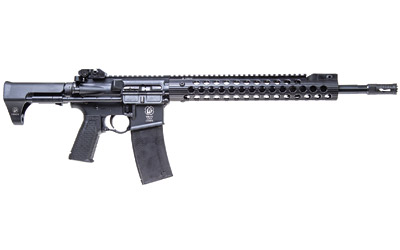 "TROY ALPHA CARBINE 16"" BLK 30RD"