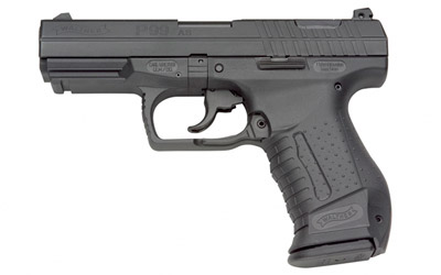 "WAL P99AS 9MM 4"" BL 2-15RD"