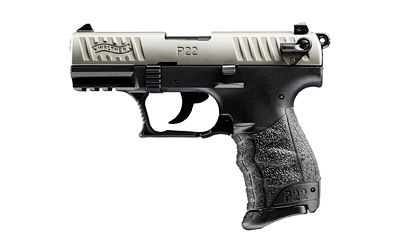 "WAL P22 22LR 3.4\"" NICKEL 1-10RD CA"