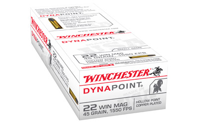 WIN USA 22 WMR 45GR DYNAPNT 50/2000