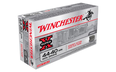 WIN USA 44-40 225GR LD CWBY 50/500