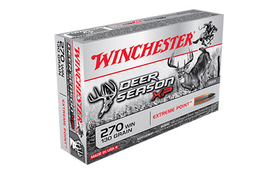 WIN DEER SEASON 270WIN 130GR 20/200