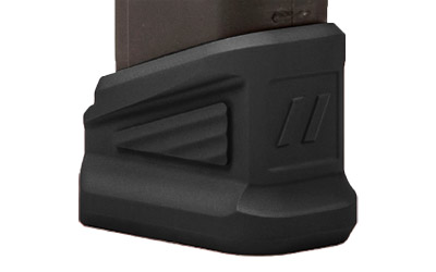ZEV EXTNDD BASE PAD +5 FOR GLOCK BLK