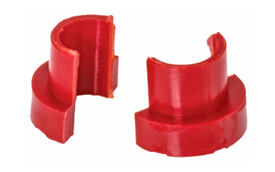 ZEV SPRING CUPS FOR GLOCK RED